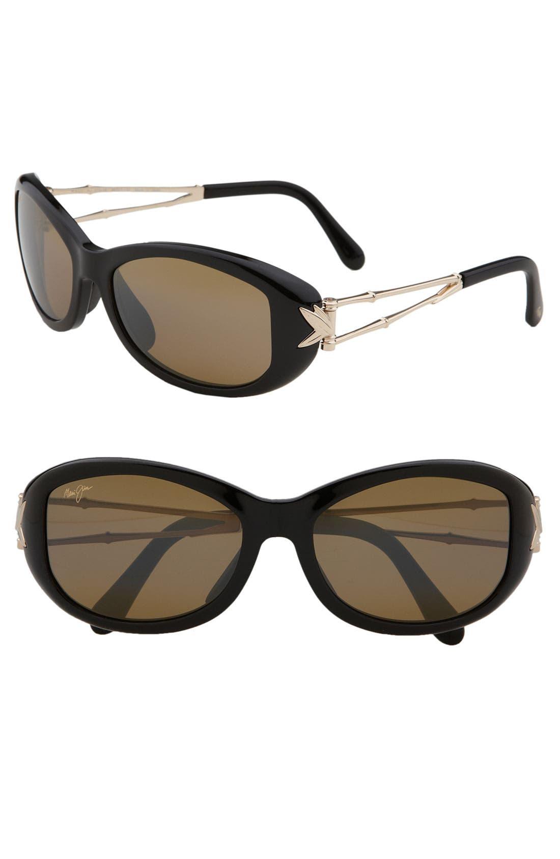 Alternate Image 1 Selected - Maui Jim 'Alana - PolarizedPlus®2' 55mm Sunglasses