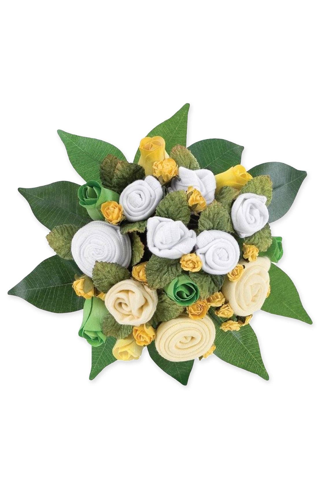 Alternate Image 1 Selected - The Baby Bunch Bouquet Set (Infant)