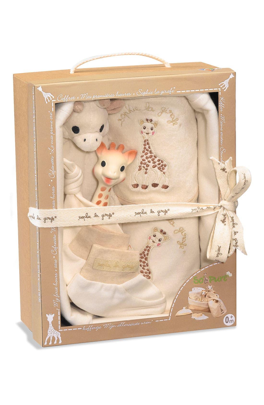 Alternate Image 2  - Sophie la Girafe 'My First Hours' Gift Set