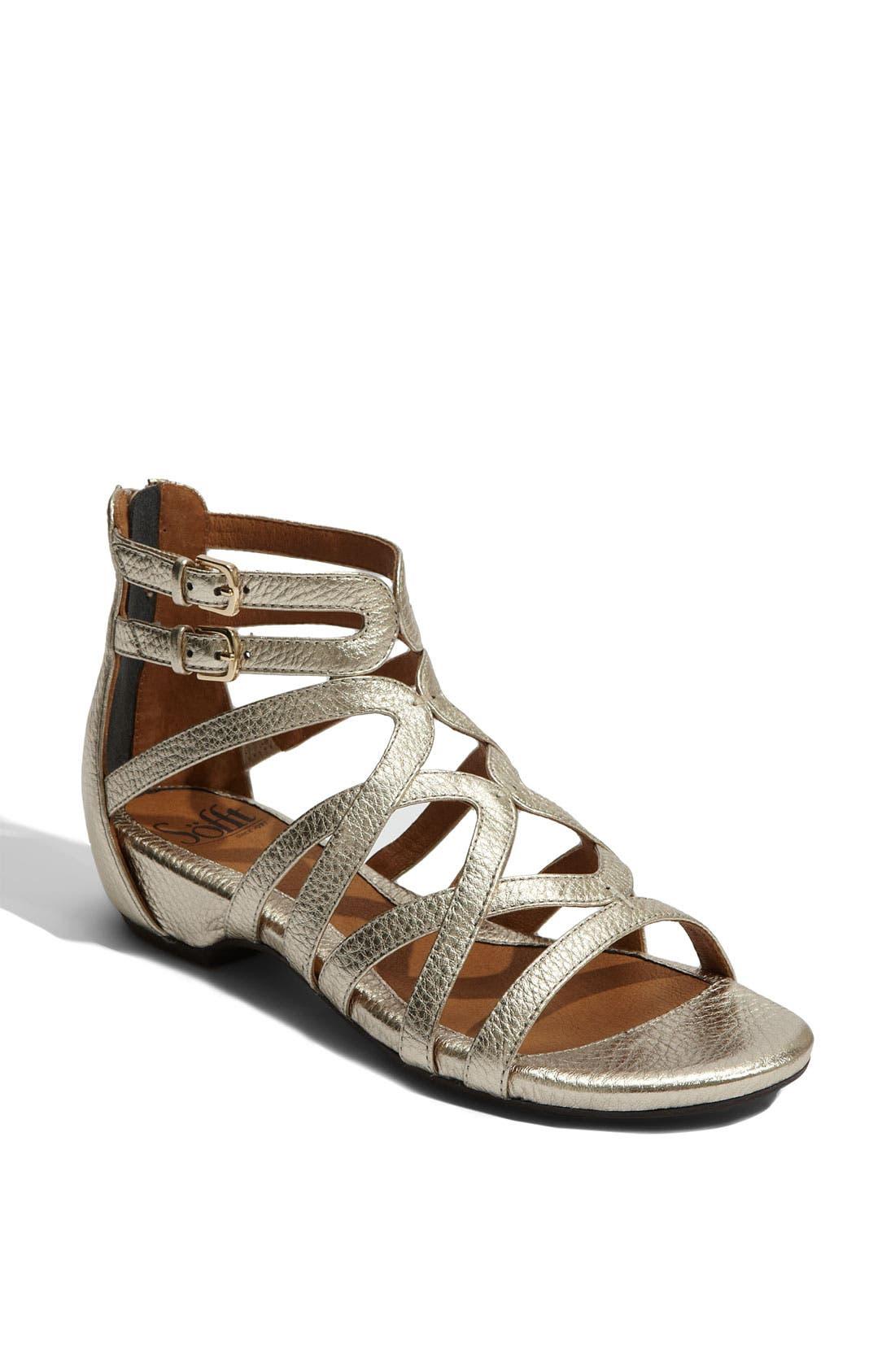 Alternate Image 1 Selected - Söfft 'Ravenna' Sandal