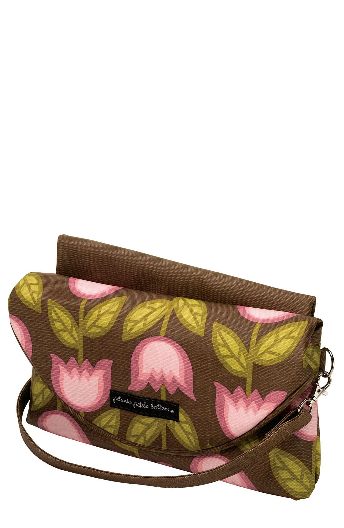 Alternate Image 1 Selected - Petunia Pickle Bottom Glazed 'Change It Up' Clutch