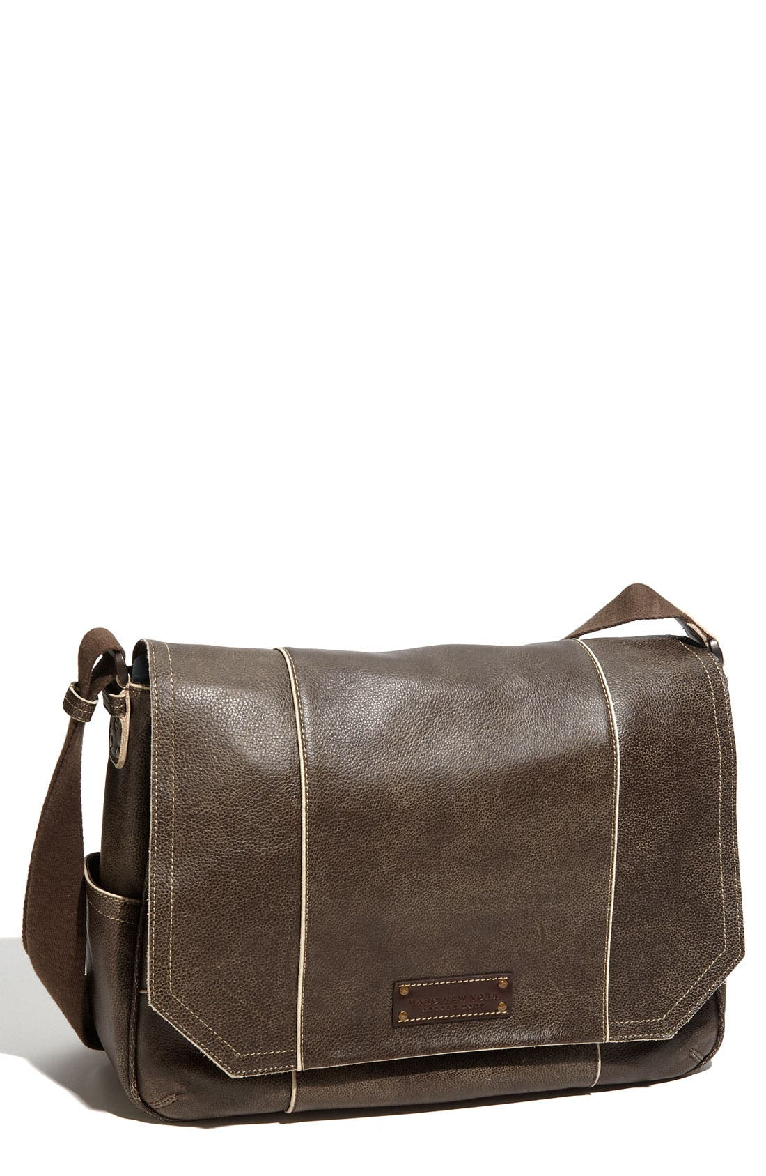 Alternate Image 1 Selected - Marc New York by Andrew Marc Vintage Leather Messenger Bag