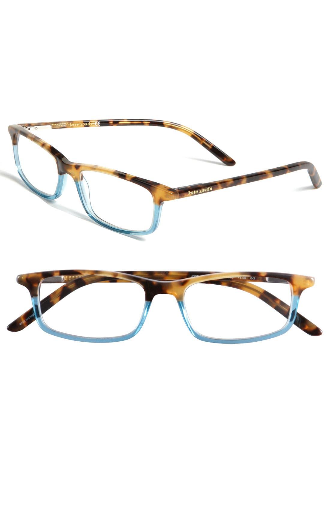 Alternate Image 1 Selected - kate spade new york jodie 50mm reading glasses