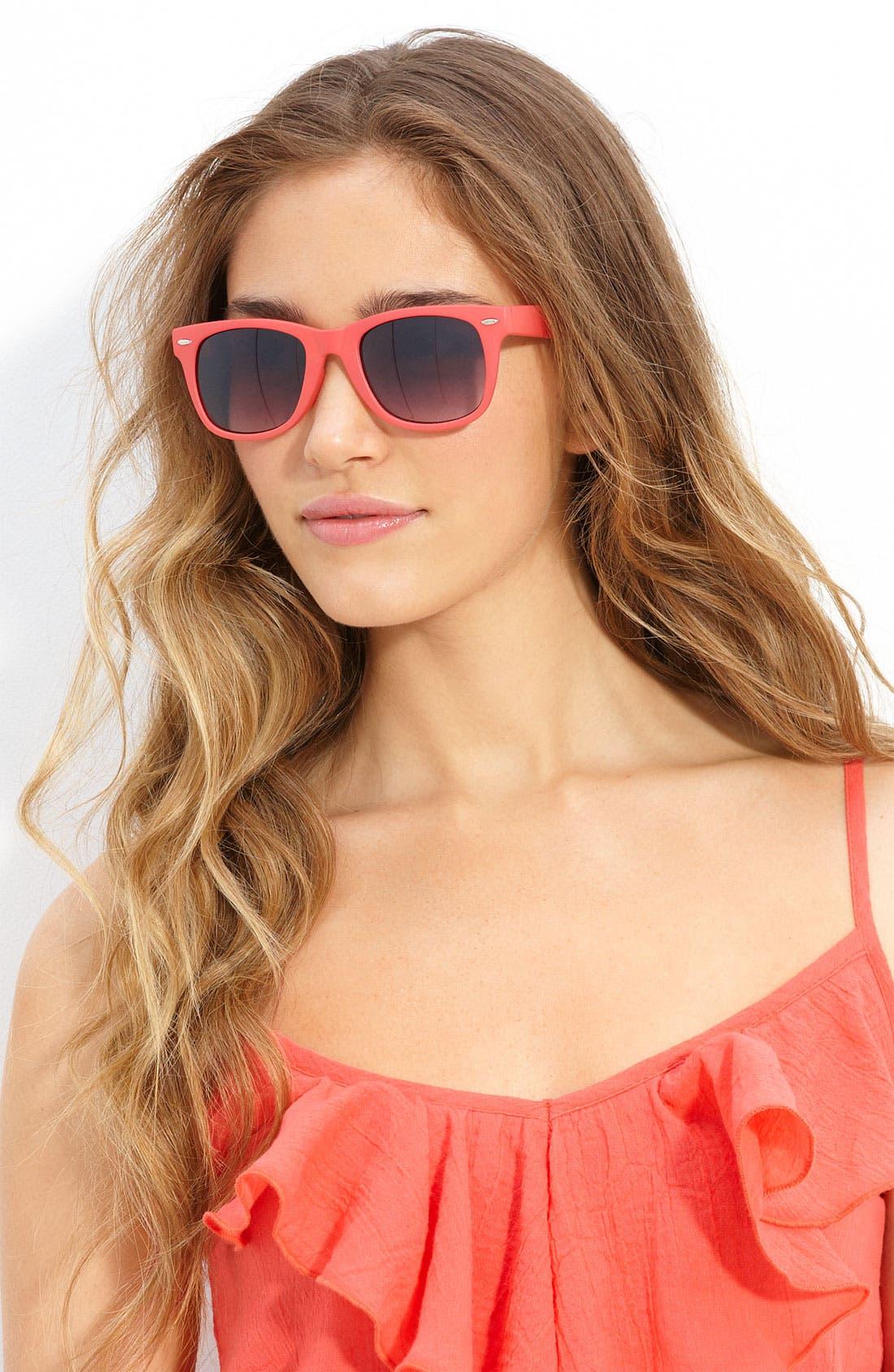 Alternate Image 2  - Icon Eyewear 'Maureen' Sunglasses (2 for $20)