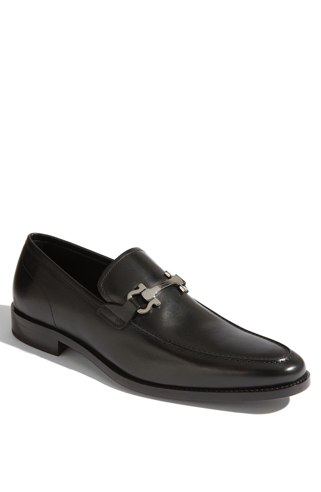Alternate Image 1 Selected - Salvatore Ferragamo 'Clay' Loafer (Online Only)