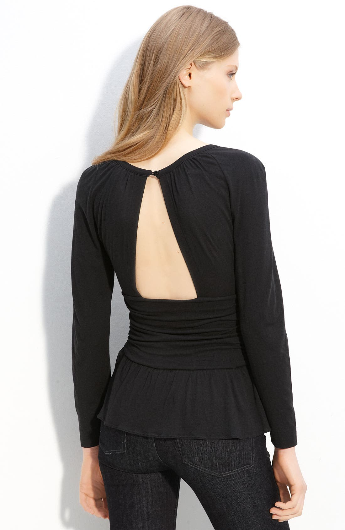 Alternate Image 2  - MARC BY MARC JACOBS 'Feather' Jersey Knit Top