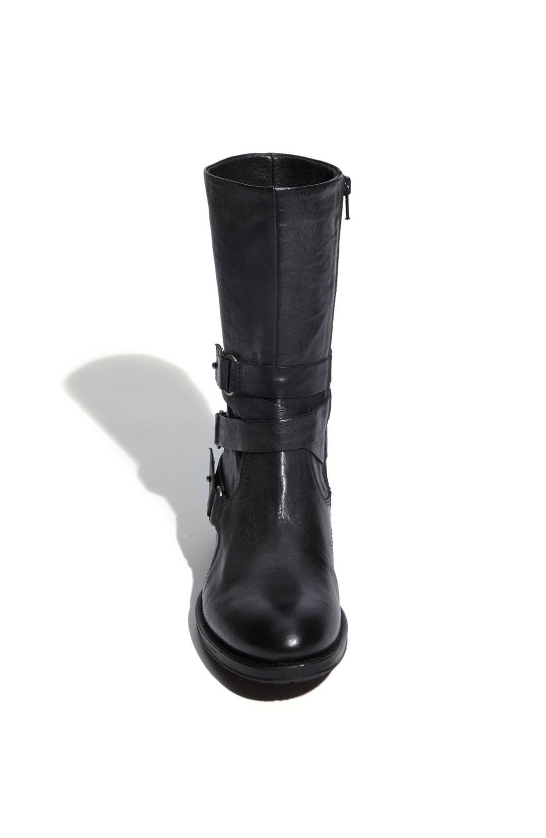 Alternate Image 3  - Vera Wang Lavender 'Kipp' Strappy Leather Boot