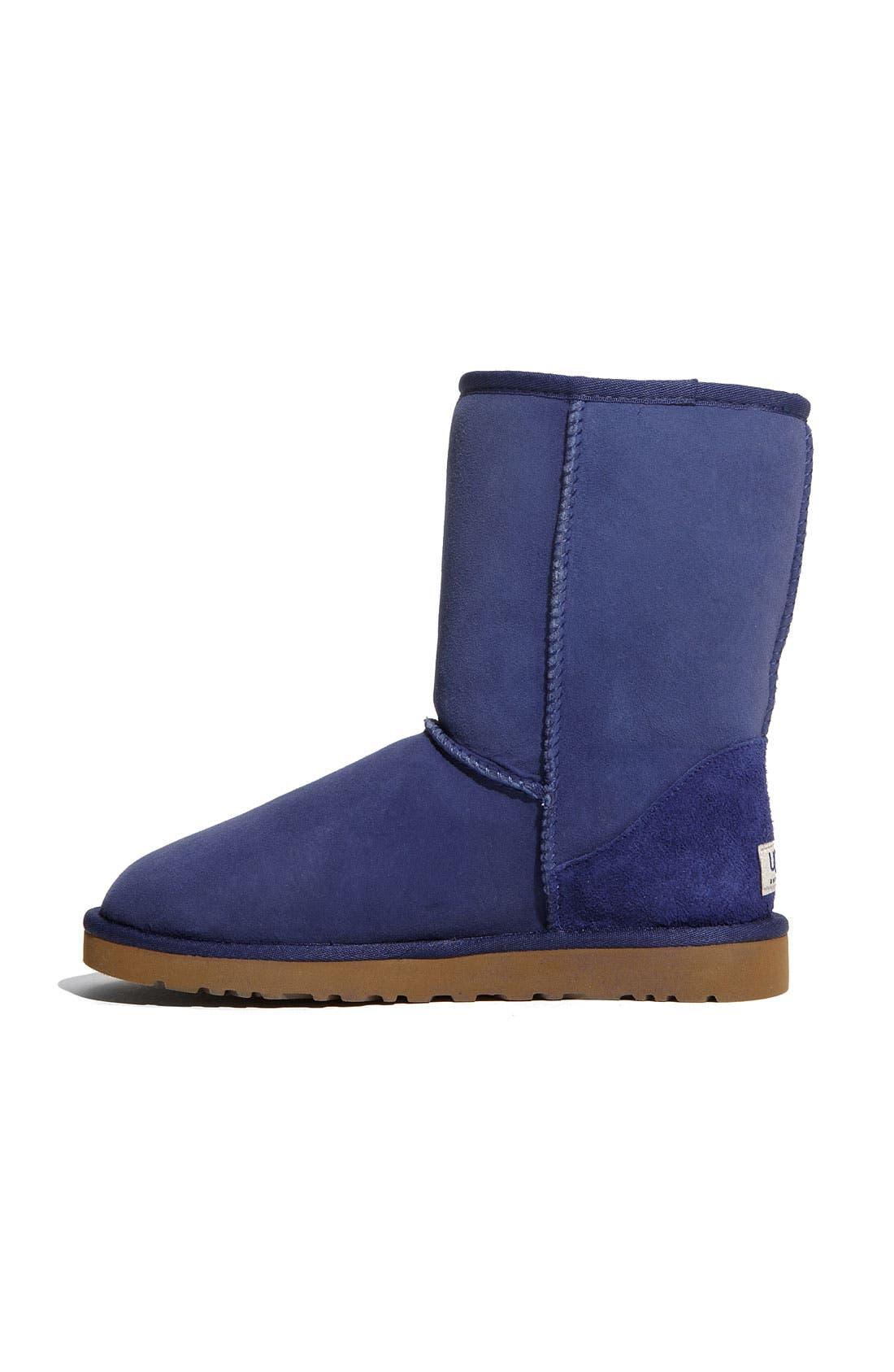 Alternate Image 2  - UGG® 'Classic Short' Boot (Women)