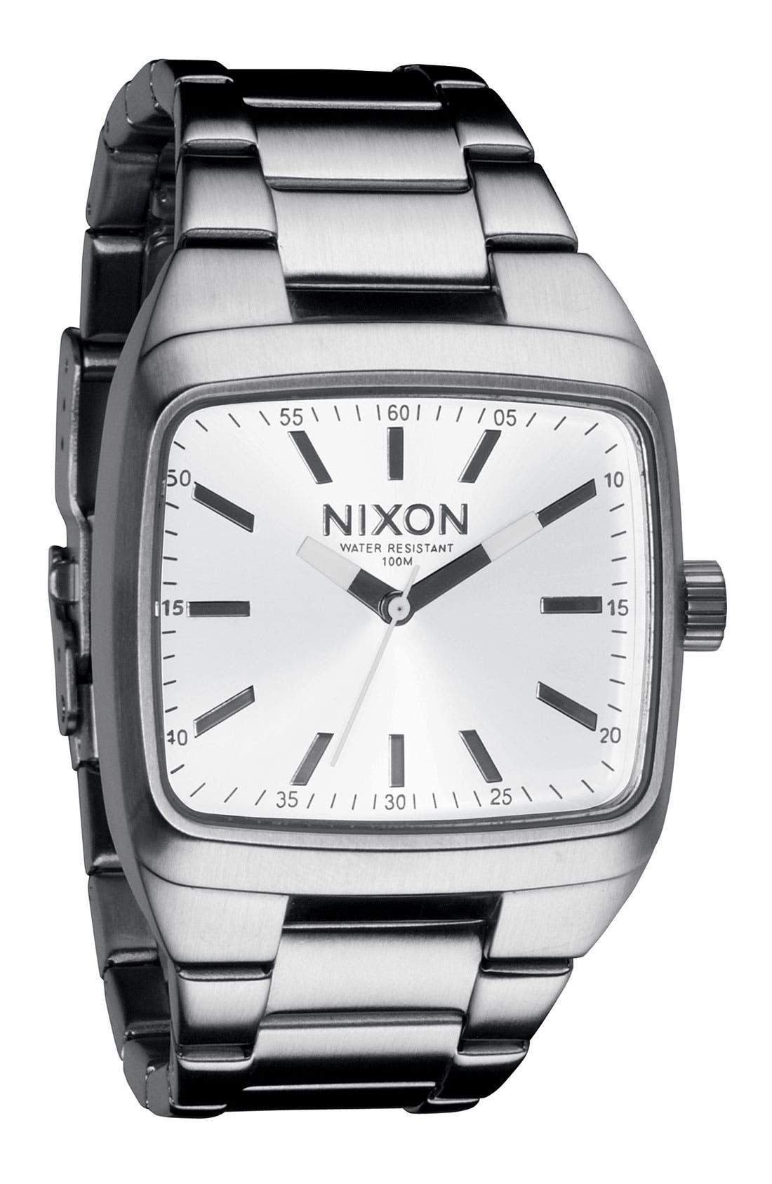 Alternate Image 1 Selected - Nixon 'The Manual II' Bracelet Watch