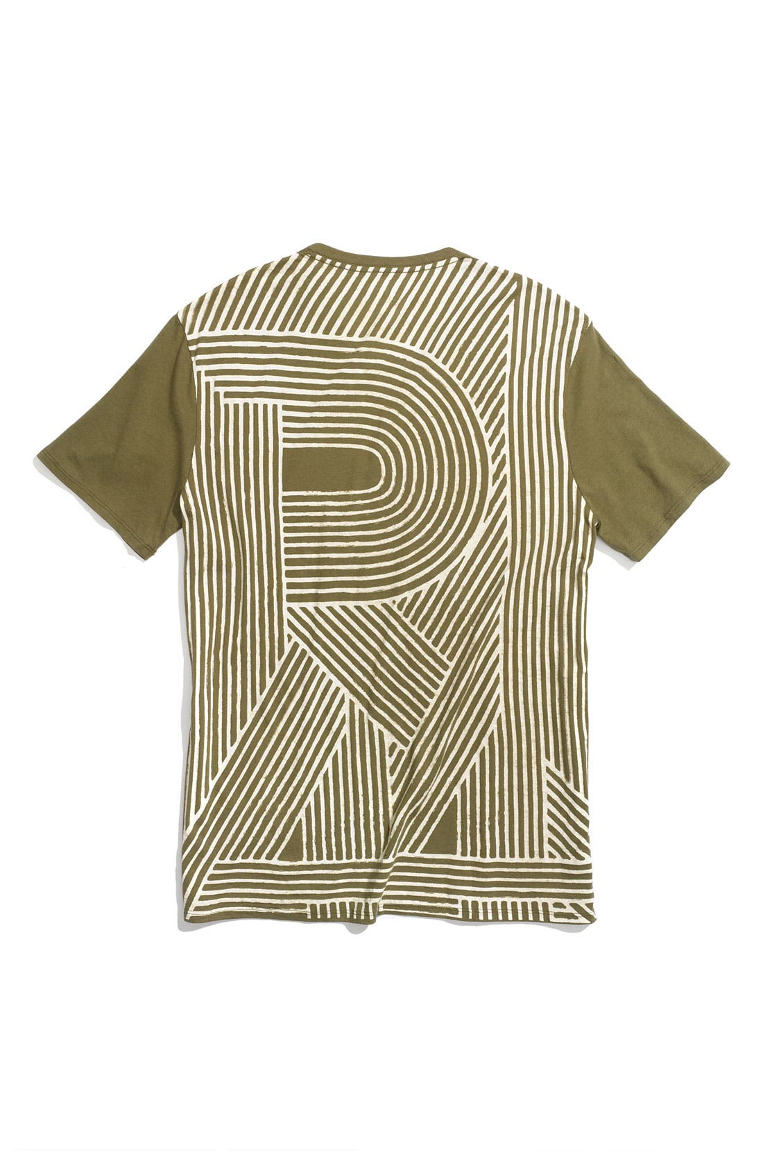Alternate Image 1 Selected - R44 'Dazzle' Trim Fit Organic Cotton T-Shirt (Men)