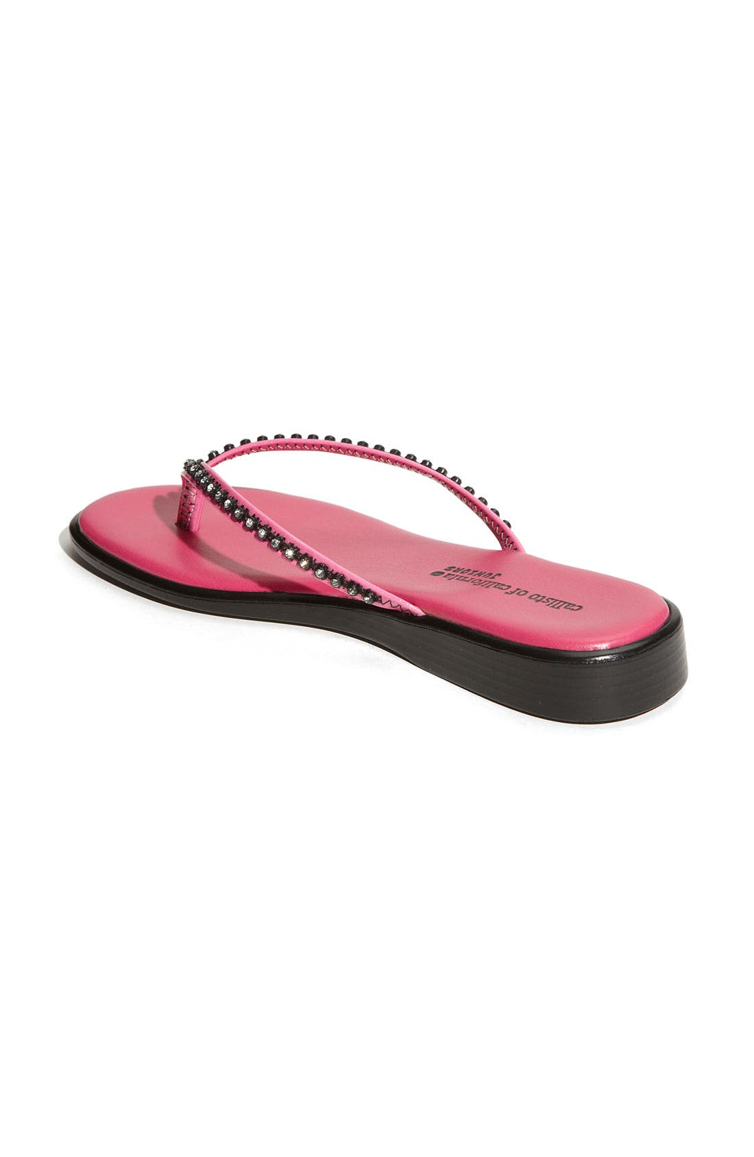 Alternate Image 2  - Callisto 'Girly' Flip Flop (Toddler, Little Kid & Big Kid)
