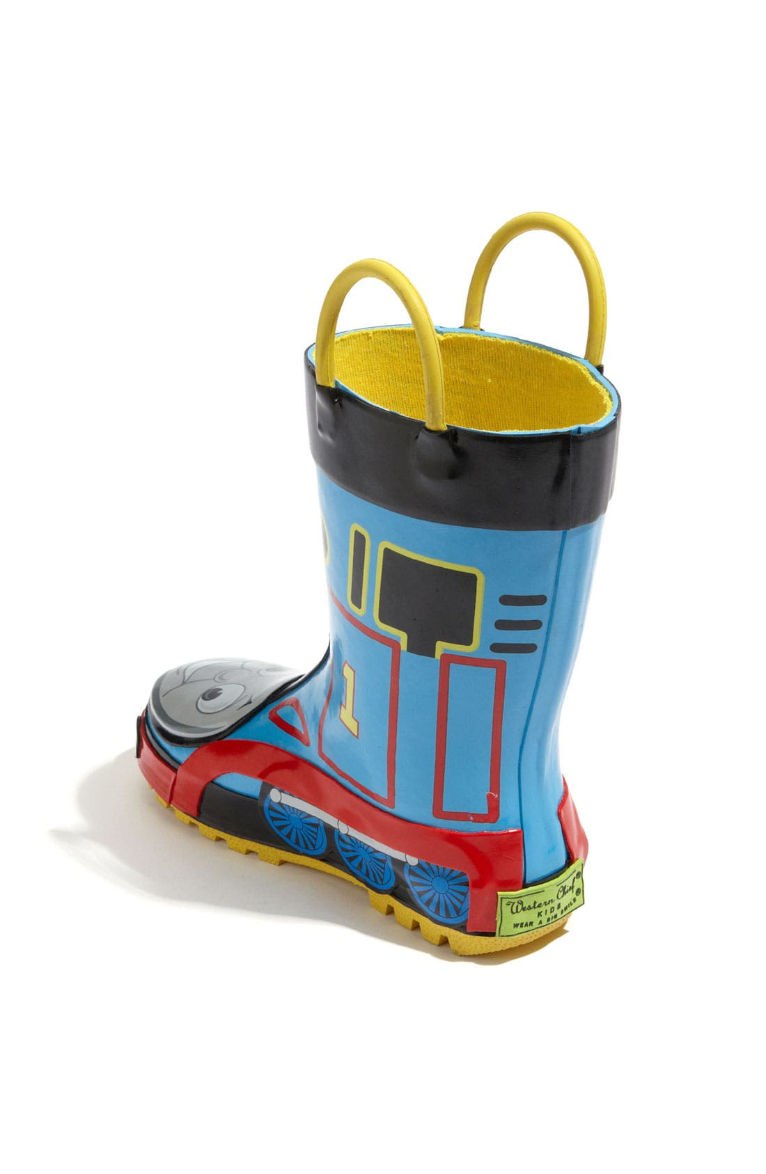 Alternate Image 2  - Western Chief 'Thomas the Tank Engine®' Rain Boot (Walker, Toddler, Little Kid & Big Kid)
