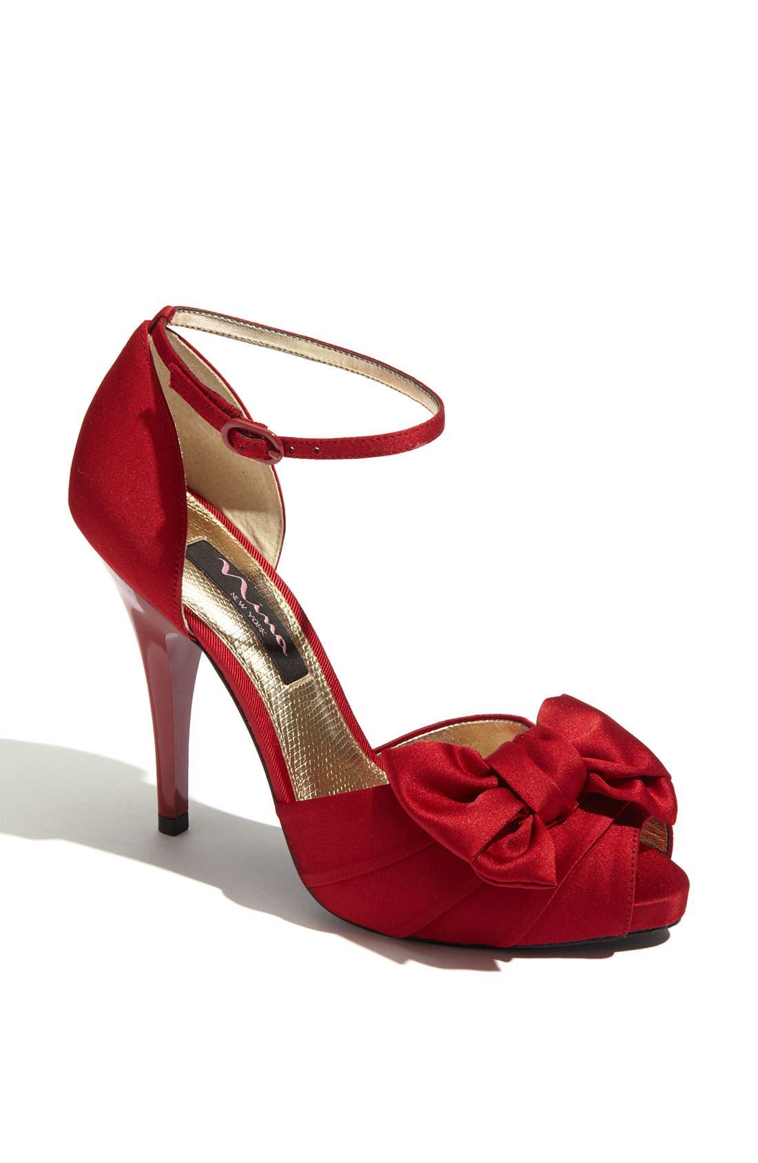 Main Image - Nina 'Electra' Sandal (Online Only)