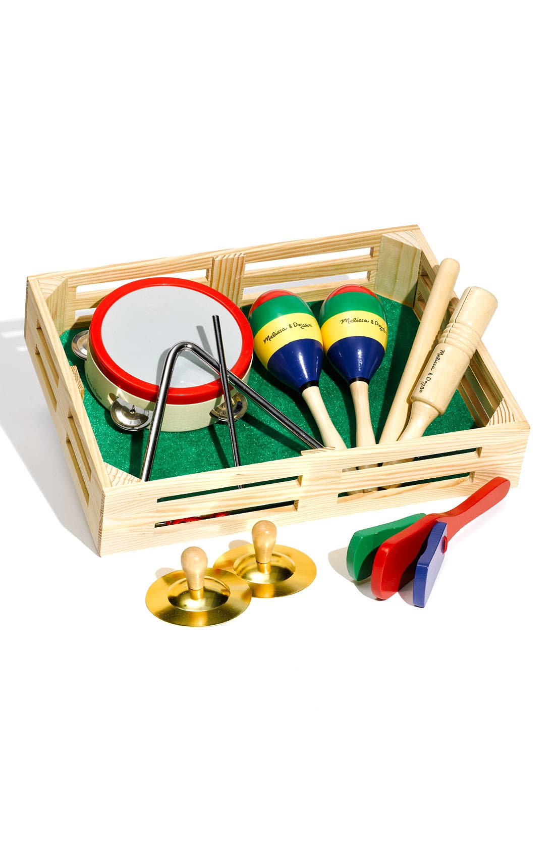 Alternate Image 1 Selected - Melissa & Doug 'Band in a Box' Set