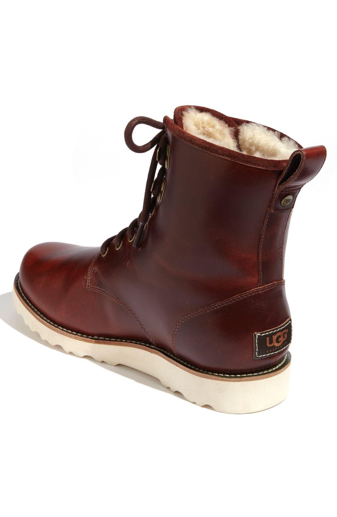 Alternate Image 2  - UGG® Australia 'Hannen' Boot (Men)