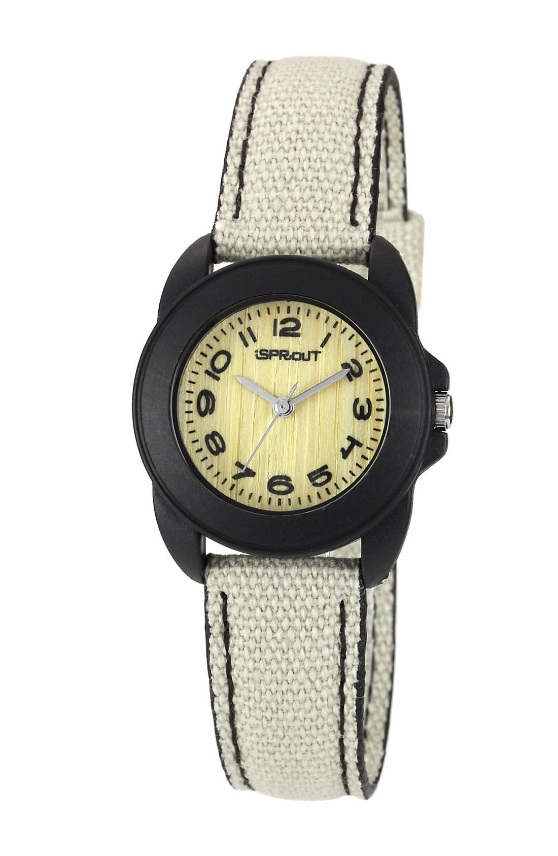Alternate Image 1 Selected - SPROUT™ Watches Round Case Watch, 22mm