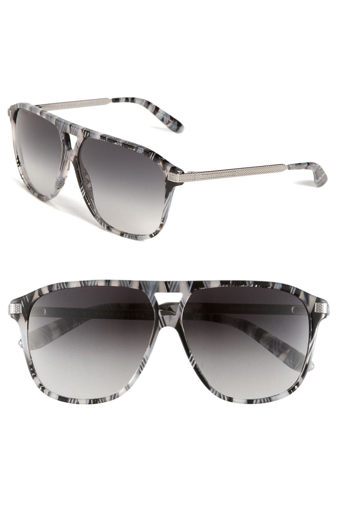 Alternate Image 1 Selected - MARC BY MARC JACOBS 'International Collection' Sunglasses