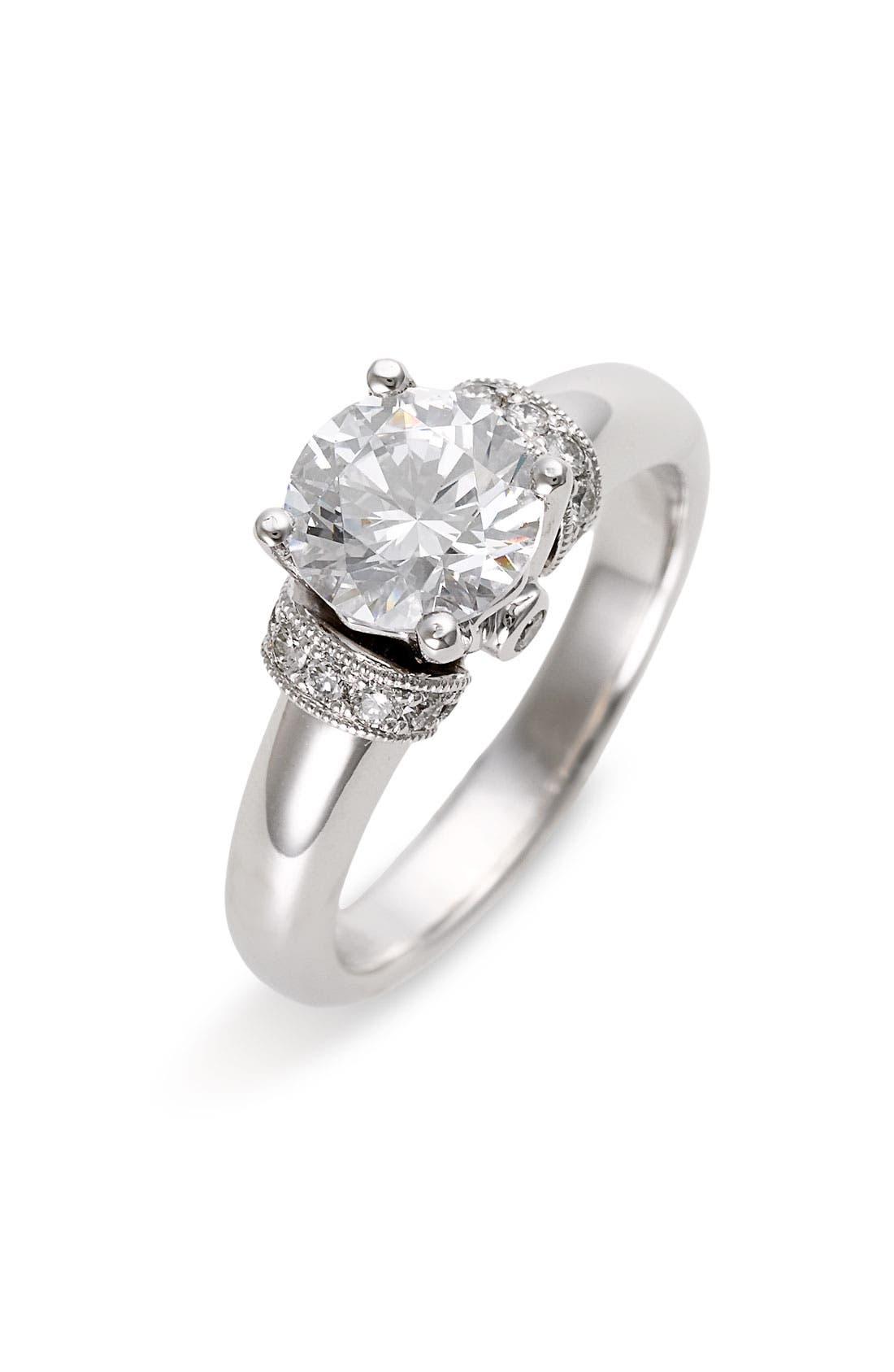 Main Image - Jack Kelége 'Romance' Diamond Engagement Ring Setting