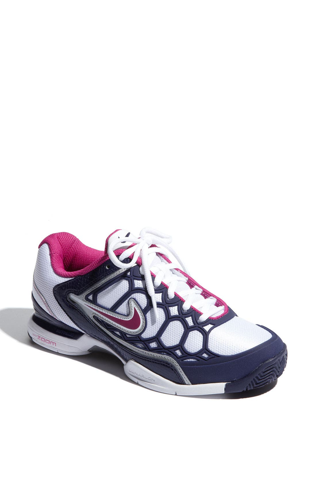 Alternate Image 1 Selected - Nike 'Zoom Breathe 2' Tennis Shoe (Women)