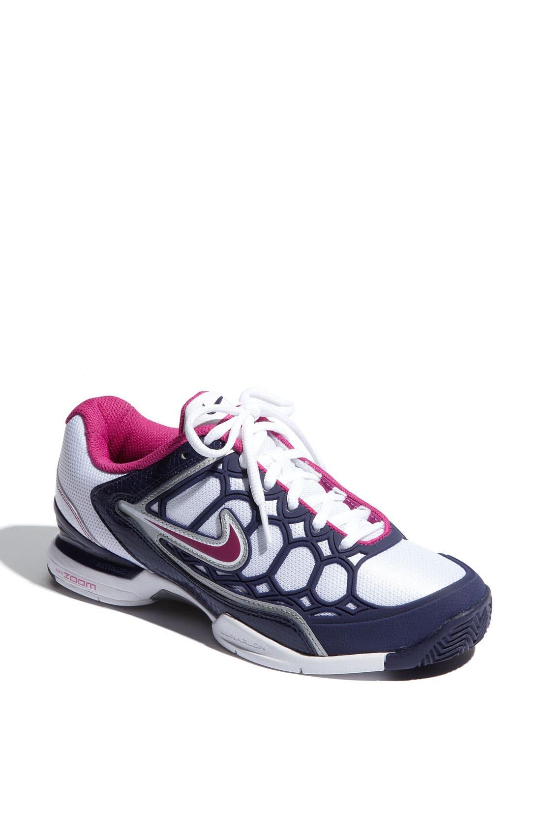 Main Image - Nike 'Zoom Breathe 2' Tennis Shoe (Women)