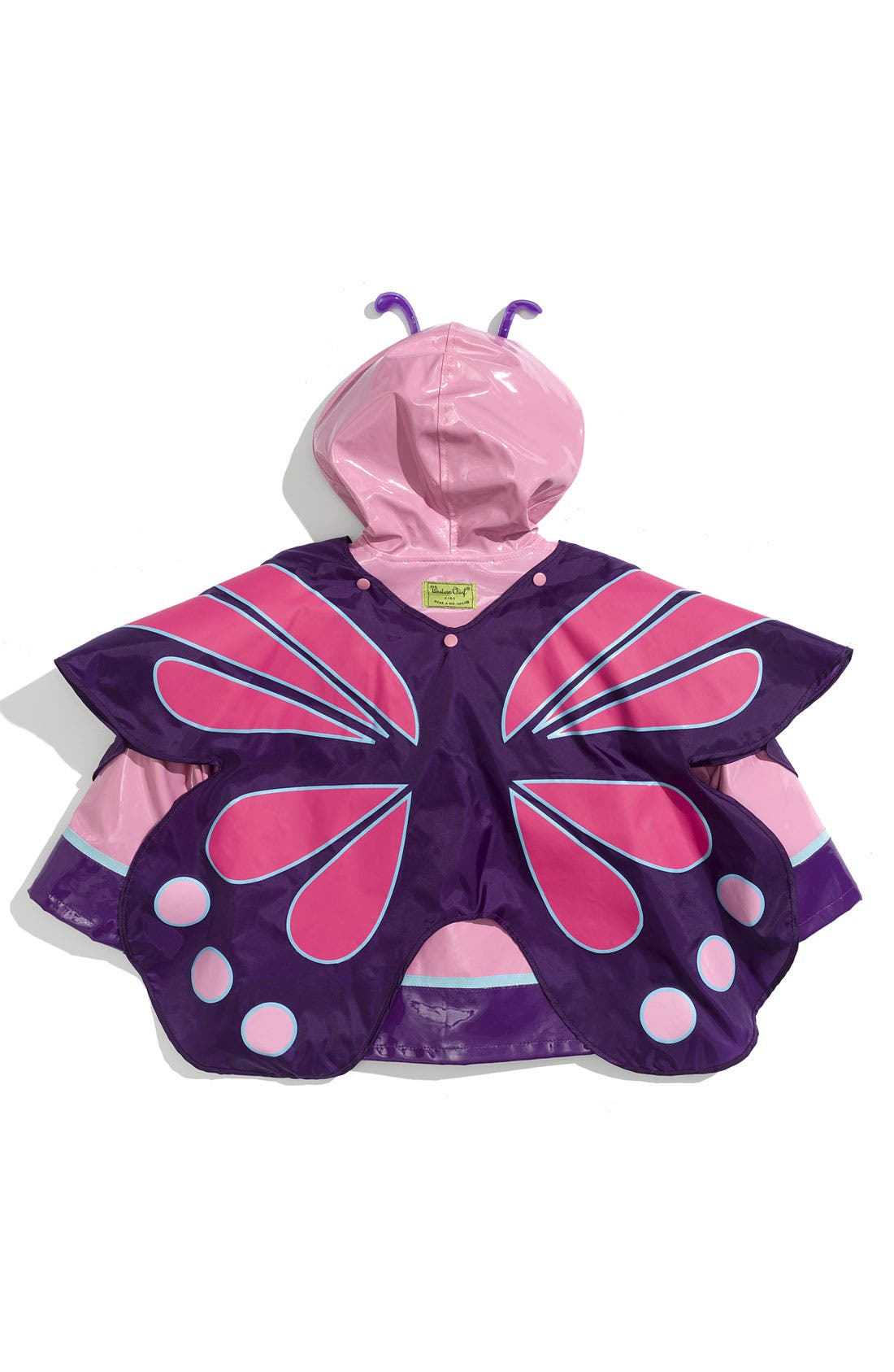 Alternate Image 2  - Western Chief 'Wings' Raincoat (Toddler & Little Girls)