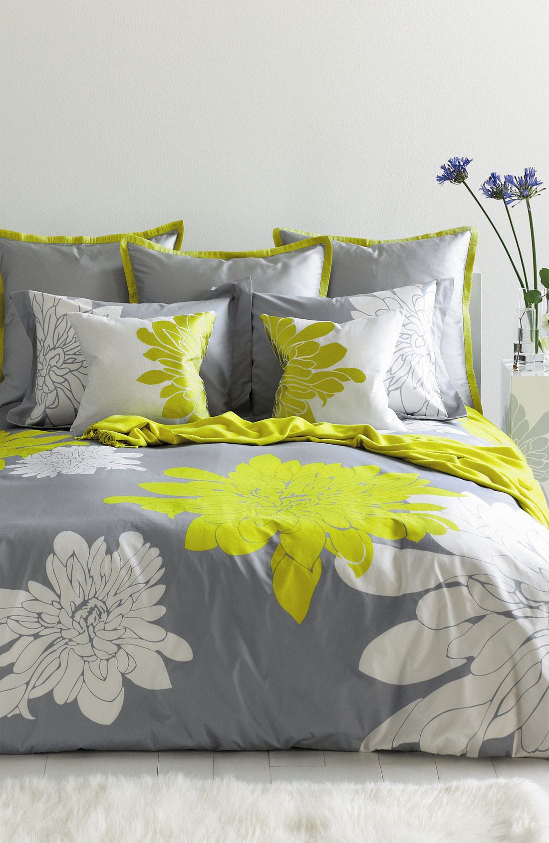 Alternate Image 2  - Blissliving Home 'Ashley' 300 Thread Count Duvet Set (Online Only)