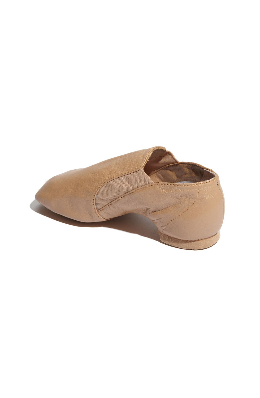 Alternate Image 2  - Bloch 'Elasta Bootie' Jazz Shoe (Toddler, Little Kid & Big Kid)