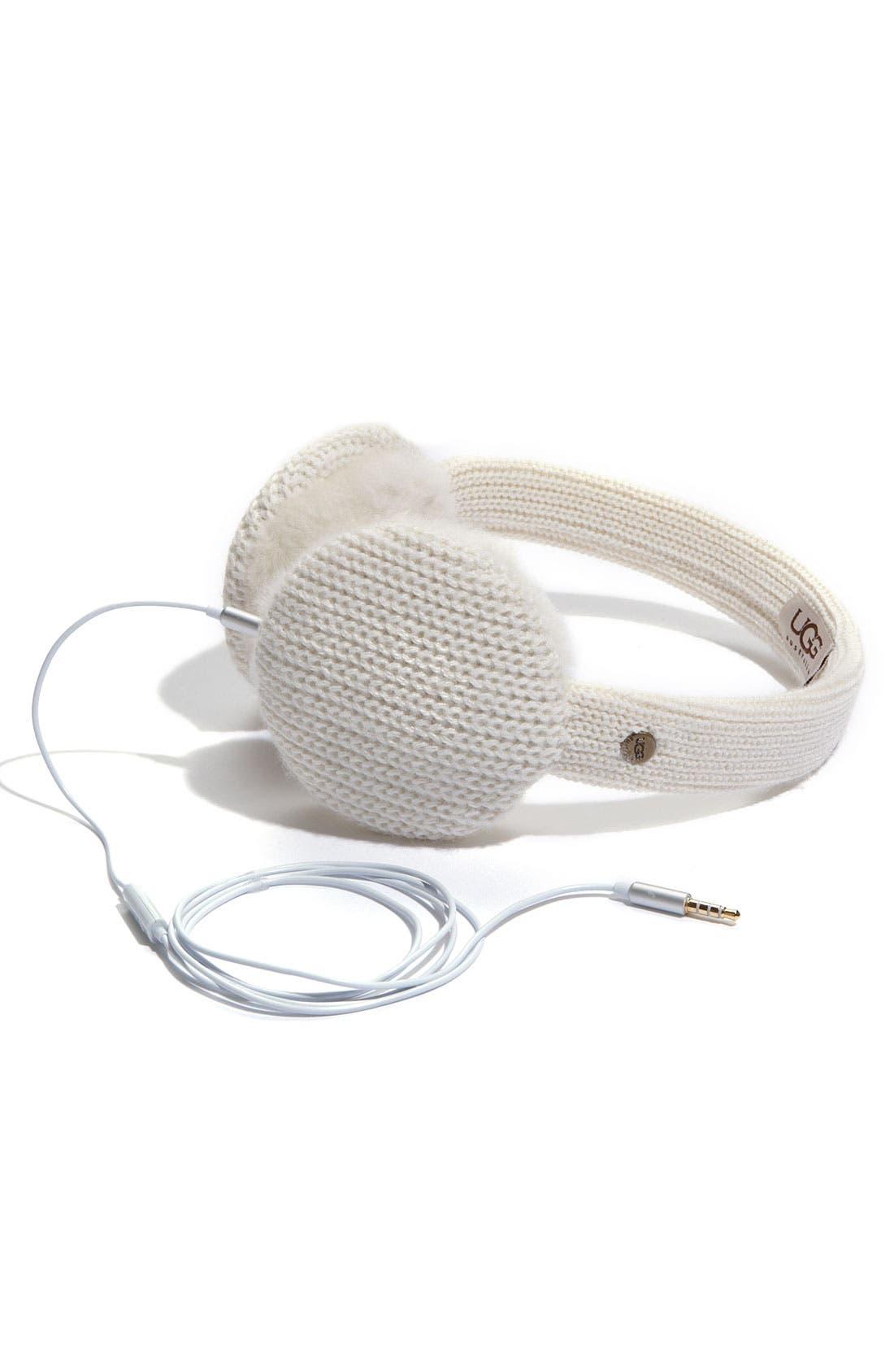 Alternate Image 1 Selected - Ugg® Australia Headphone Earmuffs (Nordstrom Exclusive)
