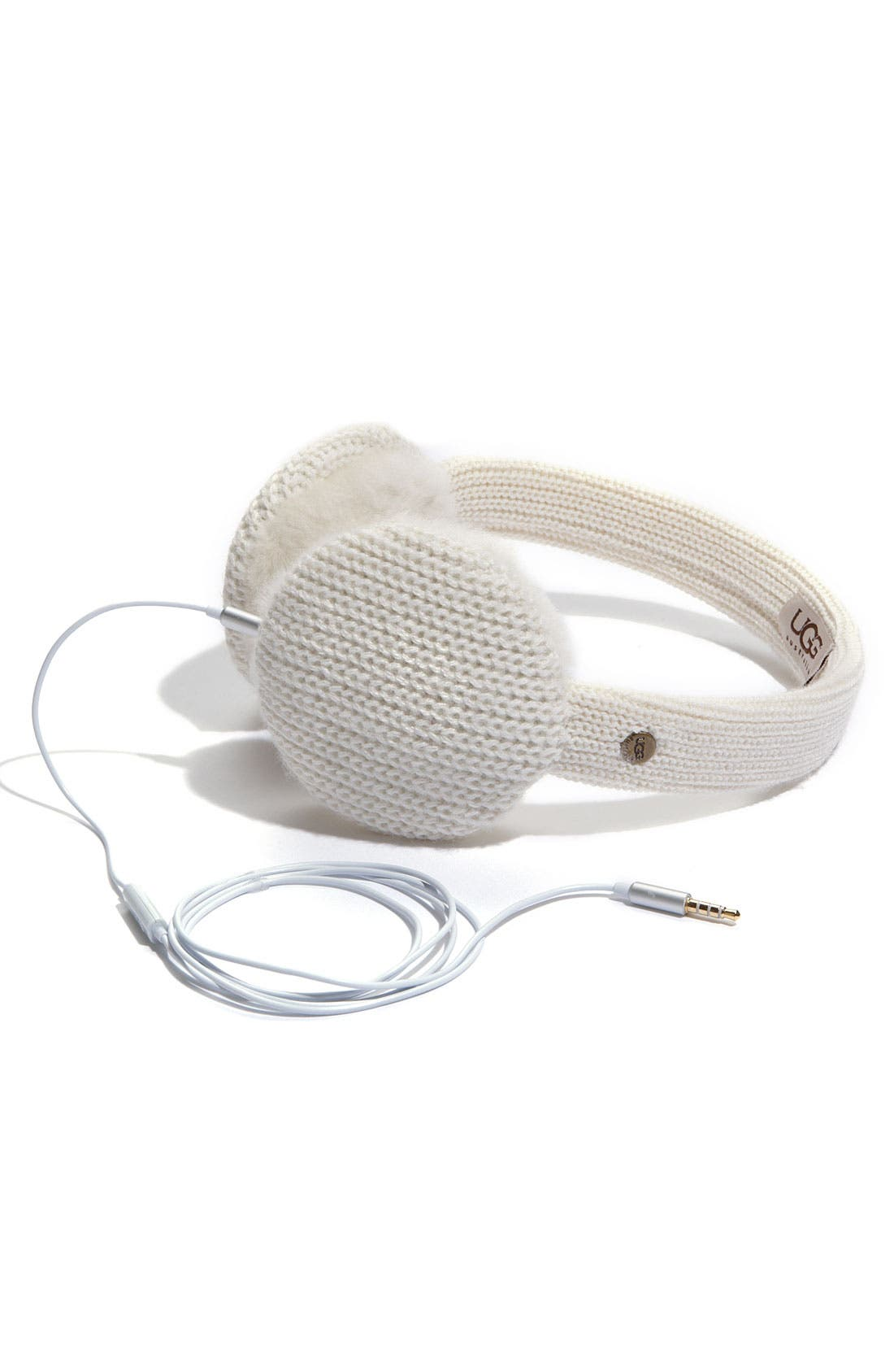 Main Image - Ugg® Australia Headphone Earmuffs (Nordstrom Exclusive)