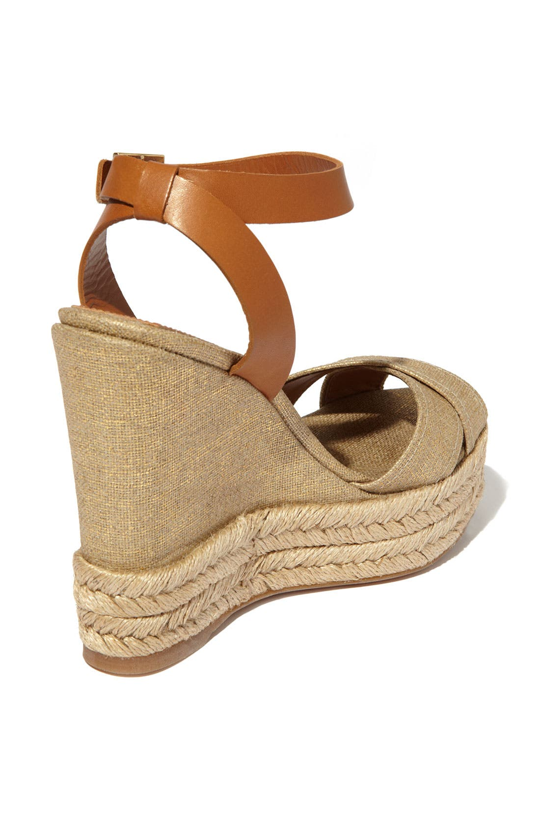 Alternate Image 2  - Tory Burch Criss Cross Sandal