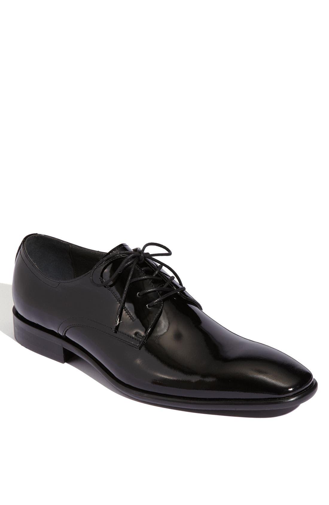 Main Image - Calibrate 'Oscar' Patent Leather Dress Shoe (Men)