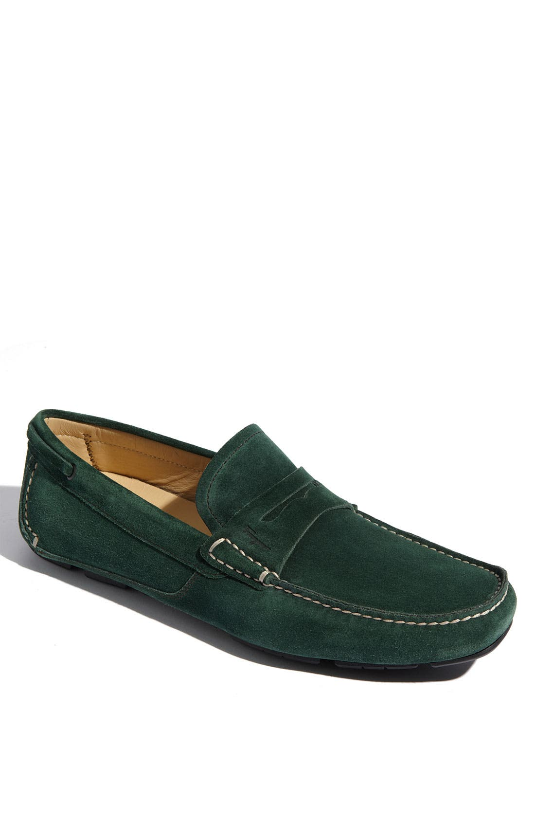 Main Image - Salvatore Ferragamo 'Billy 2' Driving Moccasin