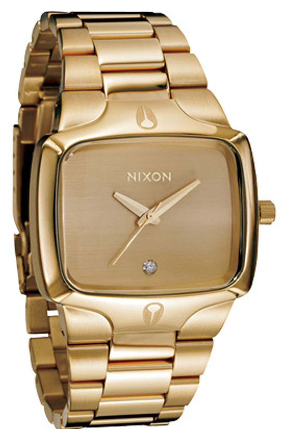 Main Image - Nixon 'The Player' Bracelet Watch, 40mm
