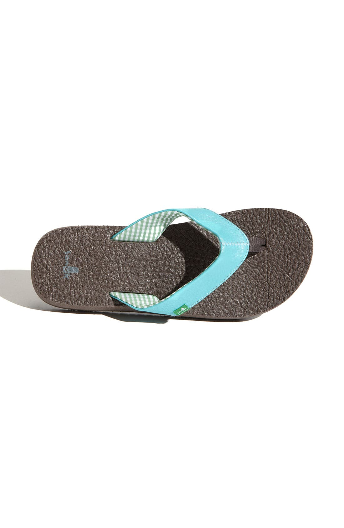 Alternate Image 3  - Sanuk 'Yoga Mat' Flip Flop (Women)
