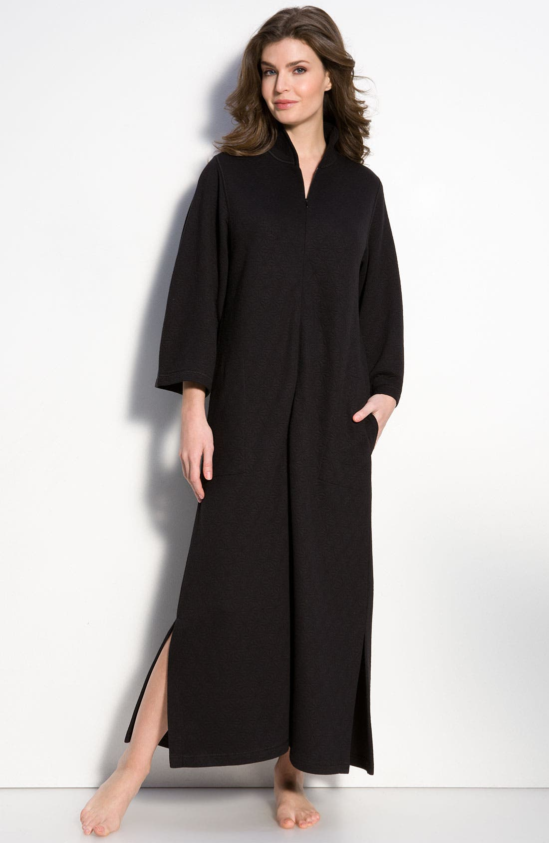Alternate Image 1 Selected - Natori 'Beijing' Quilted Caftan