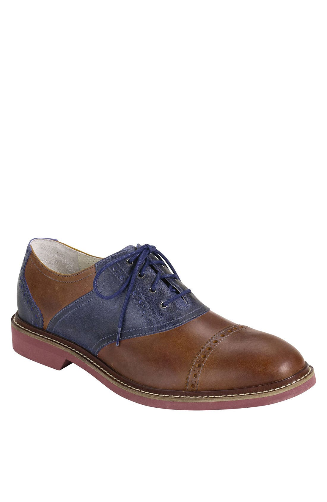 Alternate Image 1 Selected - Cole Haan 'Air Franklin' Saddle Oxford