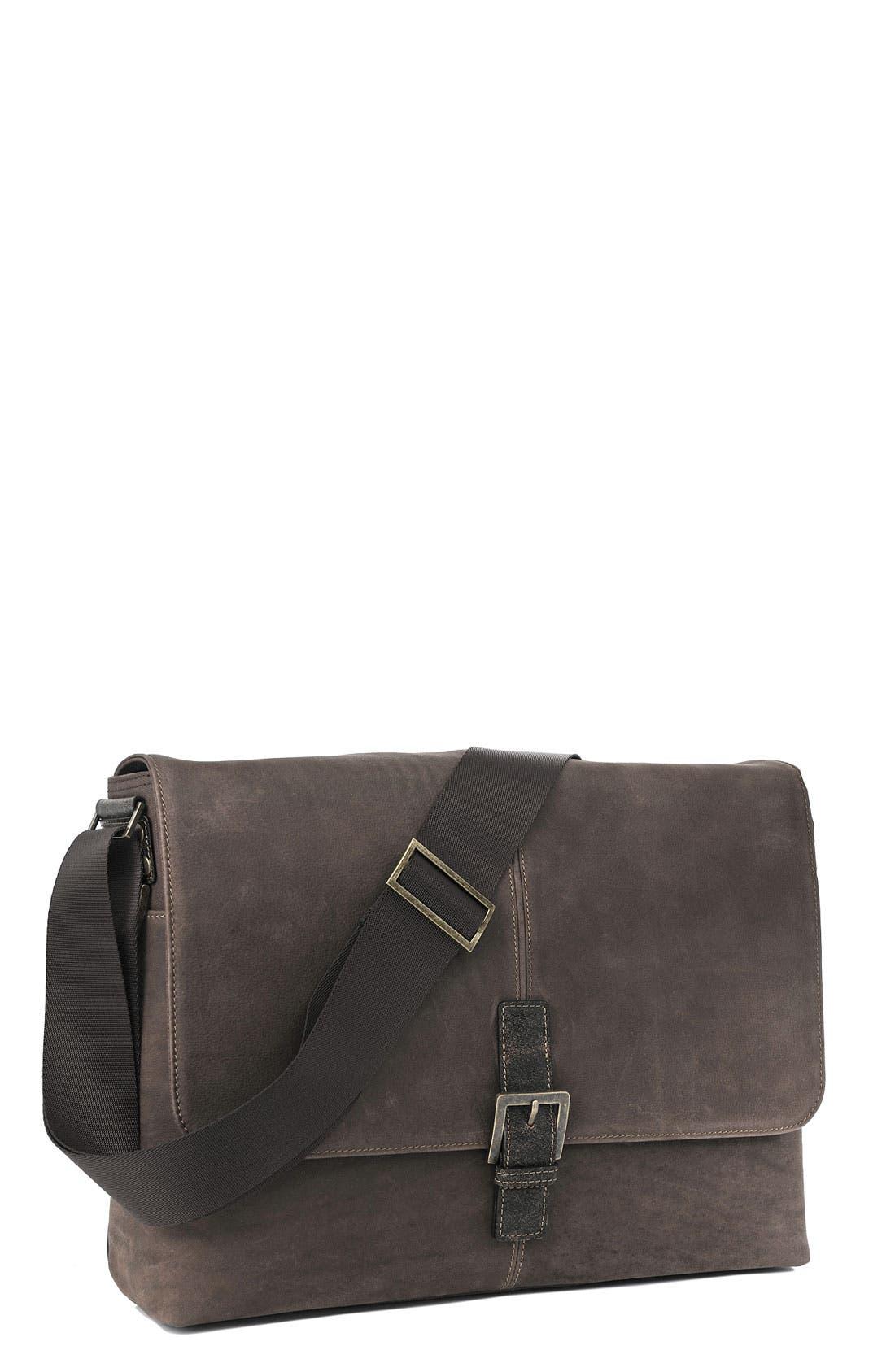 Alternate Image 1 Selected - Boconi 'Leon' Messenger Bag