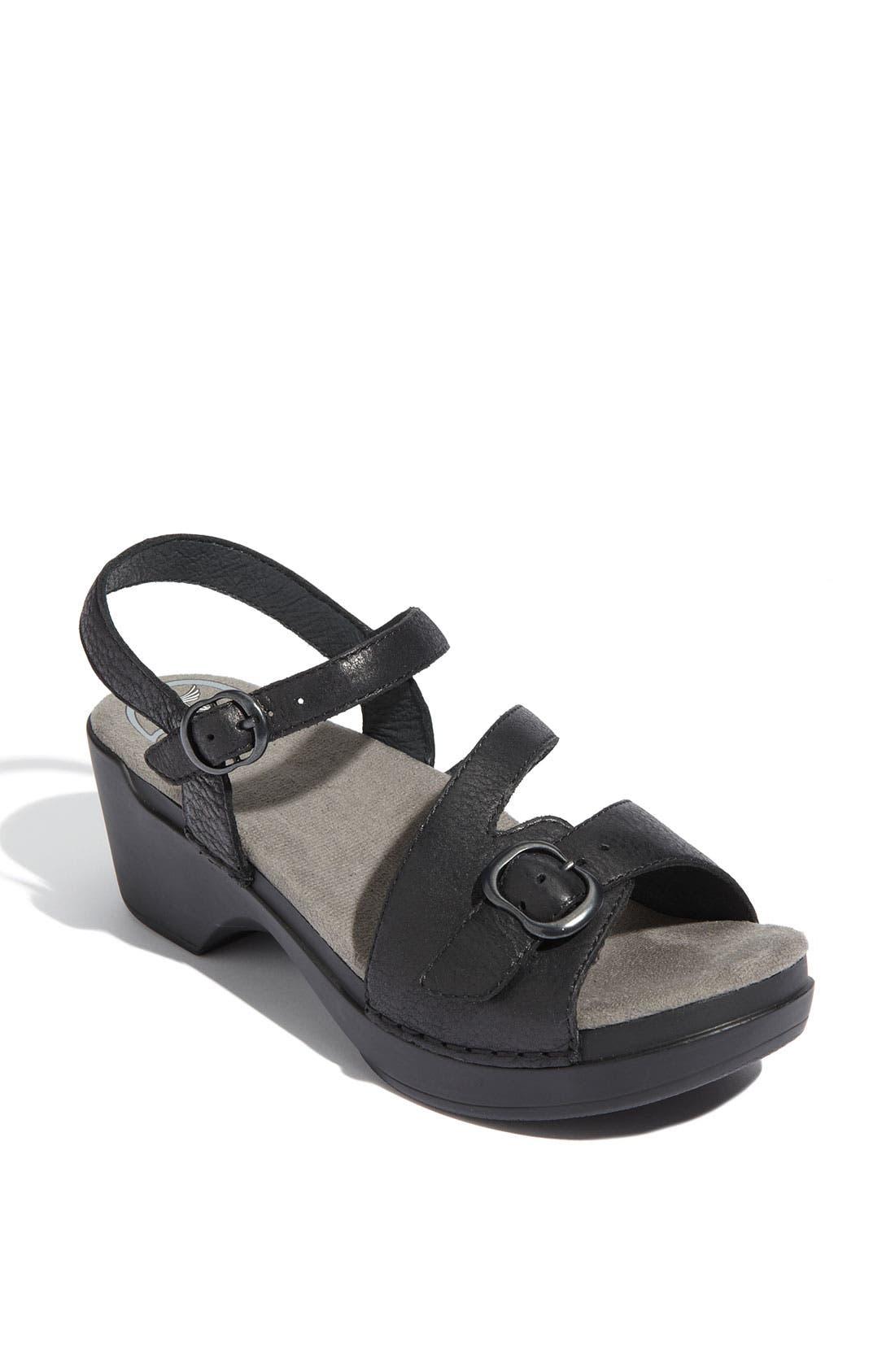Main Image - Dansko 'Sandi' Clog Sandal