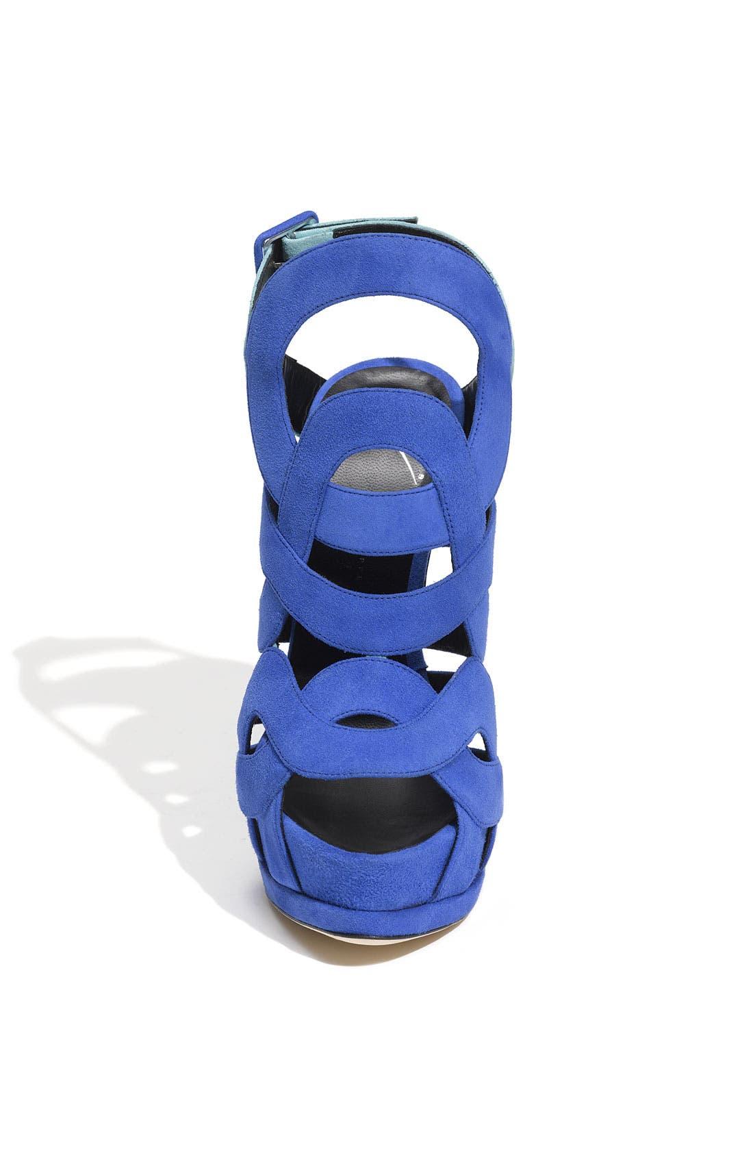 Alternate Image 3  - Giuseppe Zanotti Caged Sandal