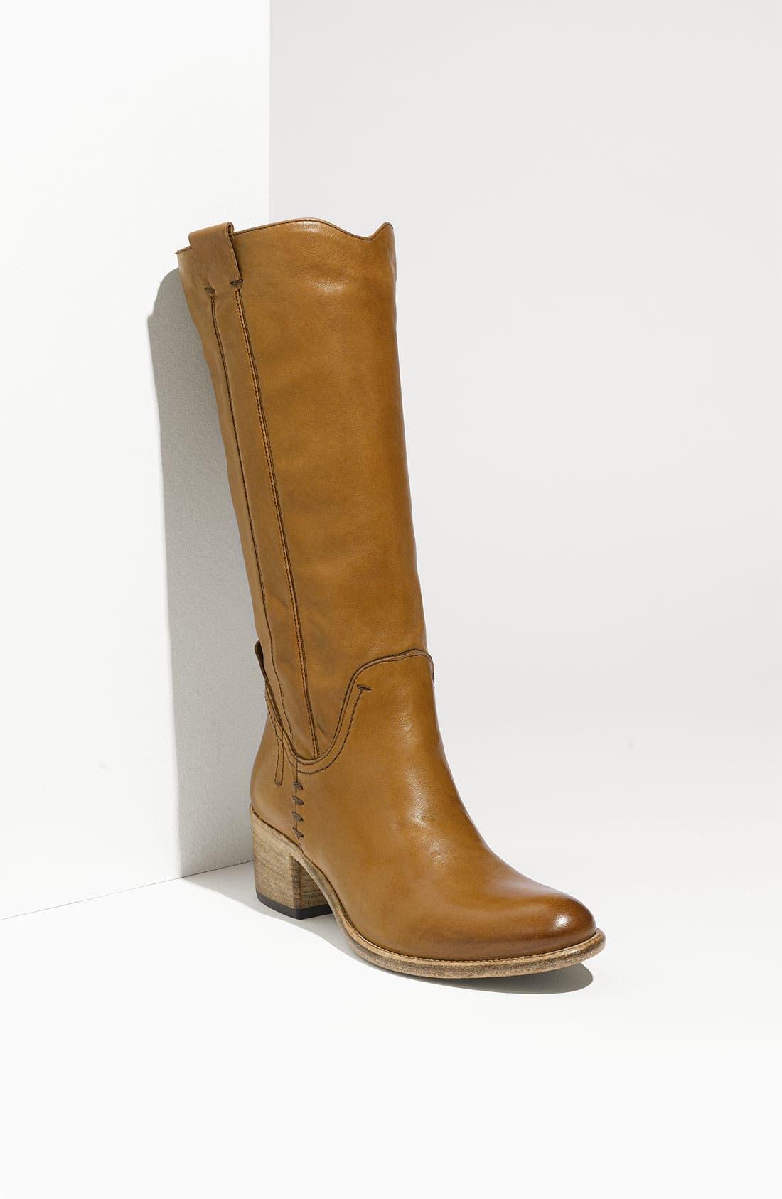 Alternate Image 1 Selected - Alberto Fermani Western Boot