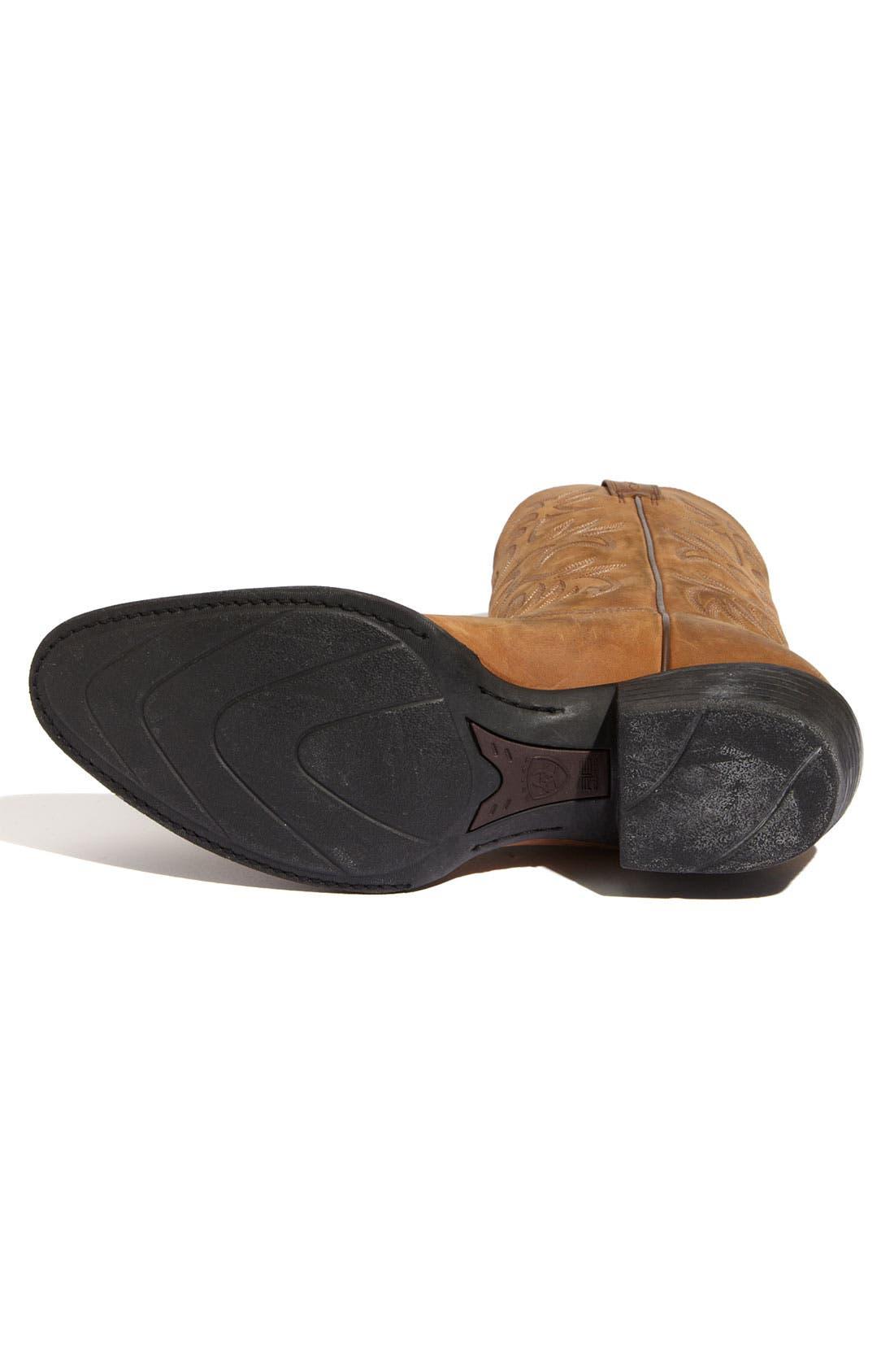 Alternate Image 4  - Ariat 'Heritage' Boot