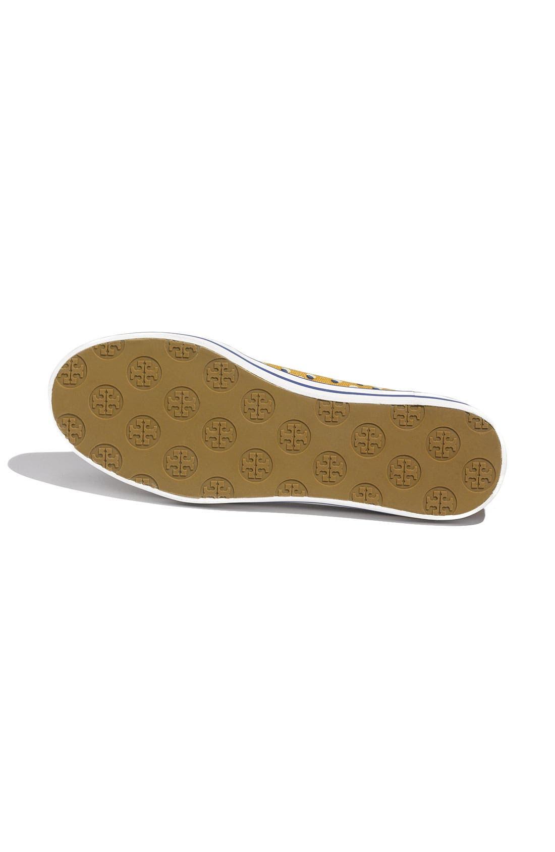 Alternate Image 4  - Tory Burch Slip On Sneaker