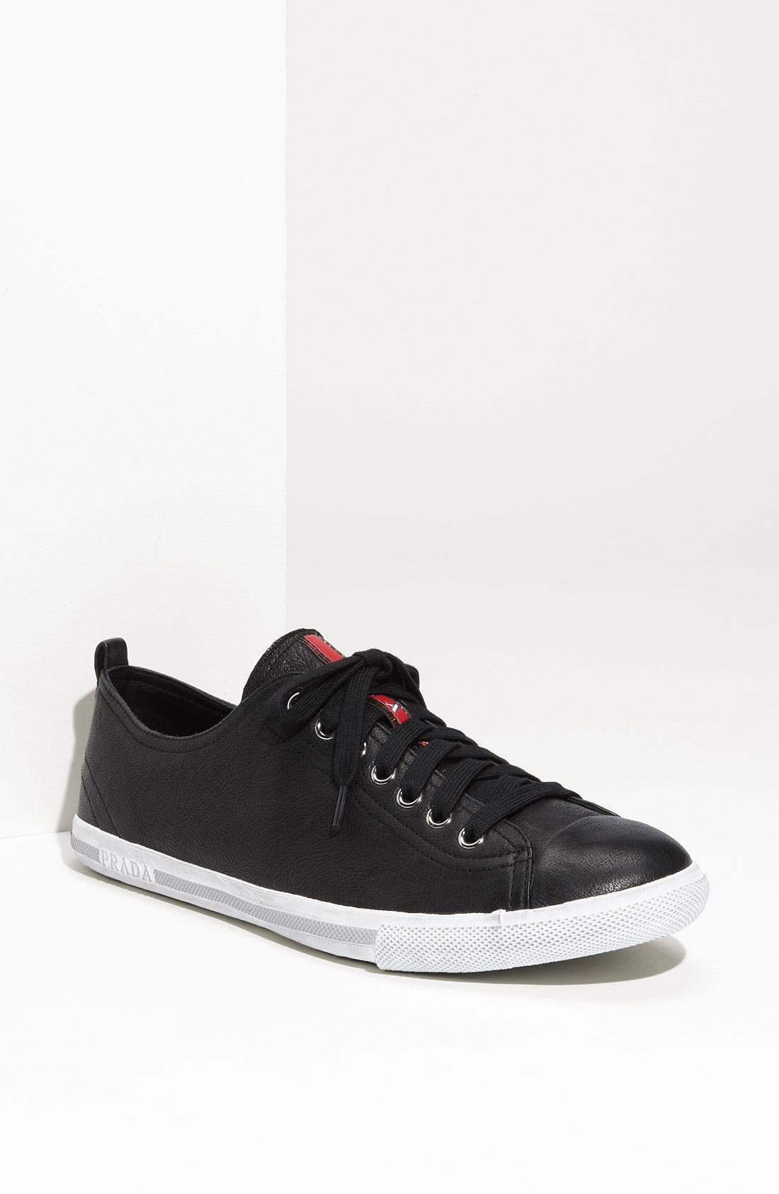 Alternate Image 1 Selected - Prada Low Profile Sneaker (Men)