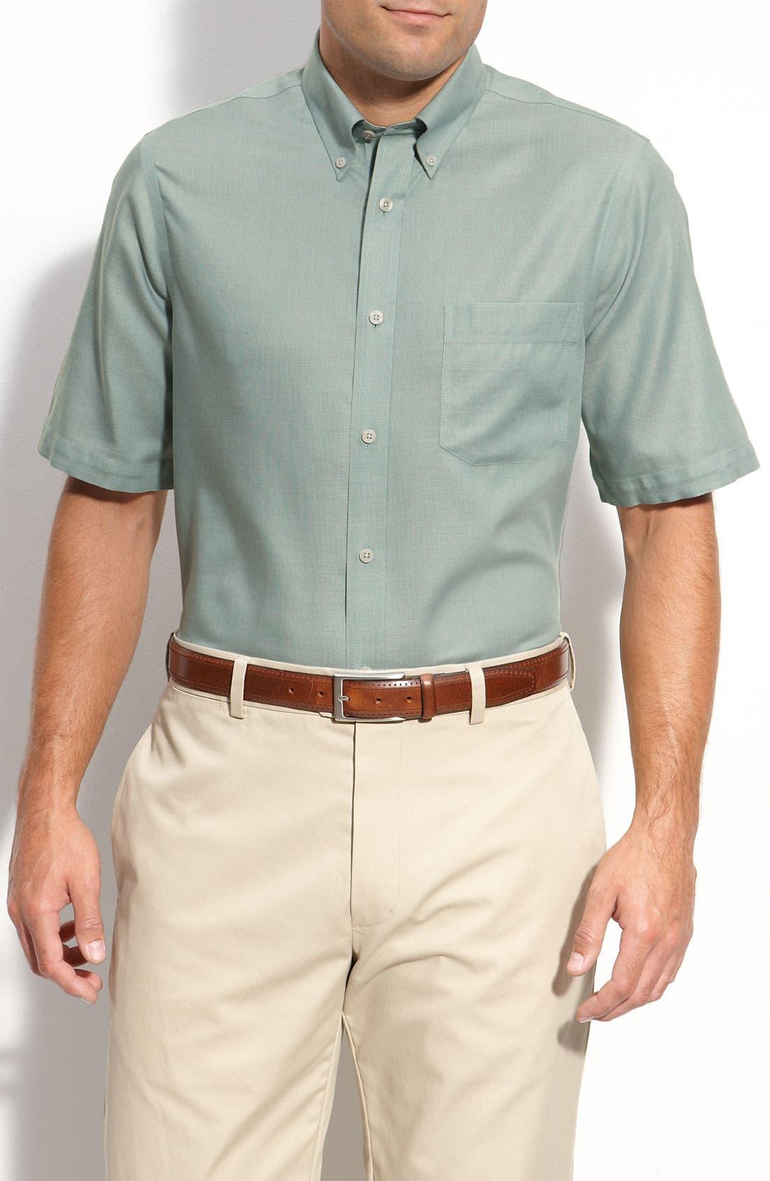 Alternate Image 1 Selected - Nordstrom Smartcare™ Sport Shirt