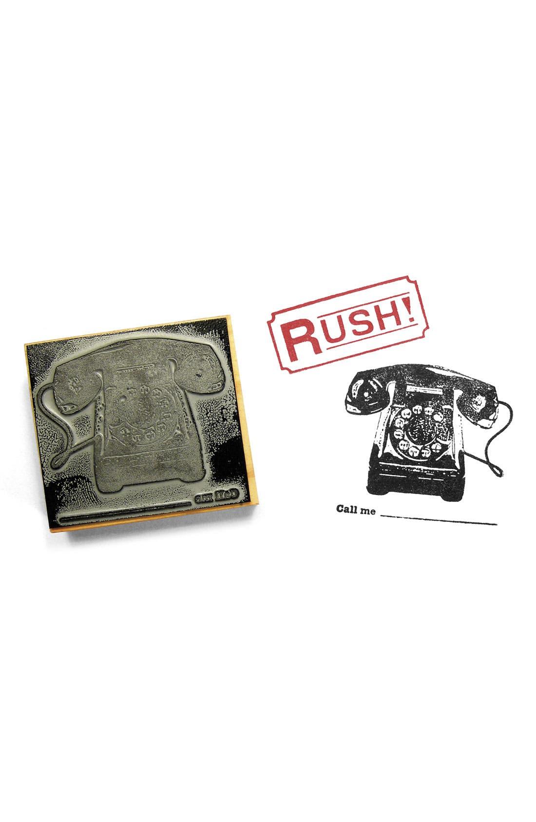 Alternate Image 2  - Cavallini & Co. 'Vintage Office' Rubber Stamps