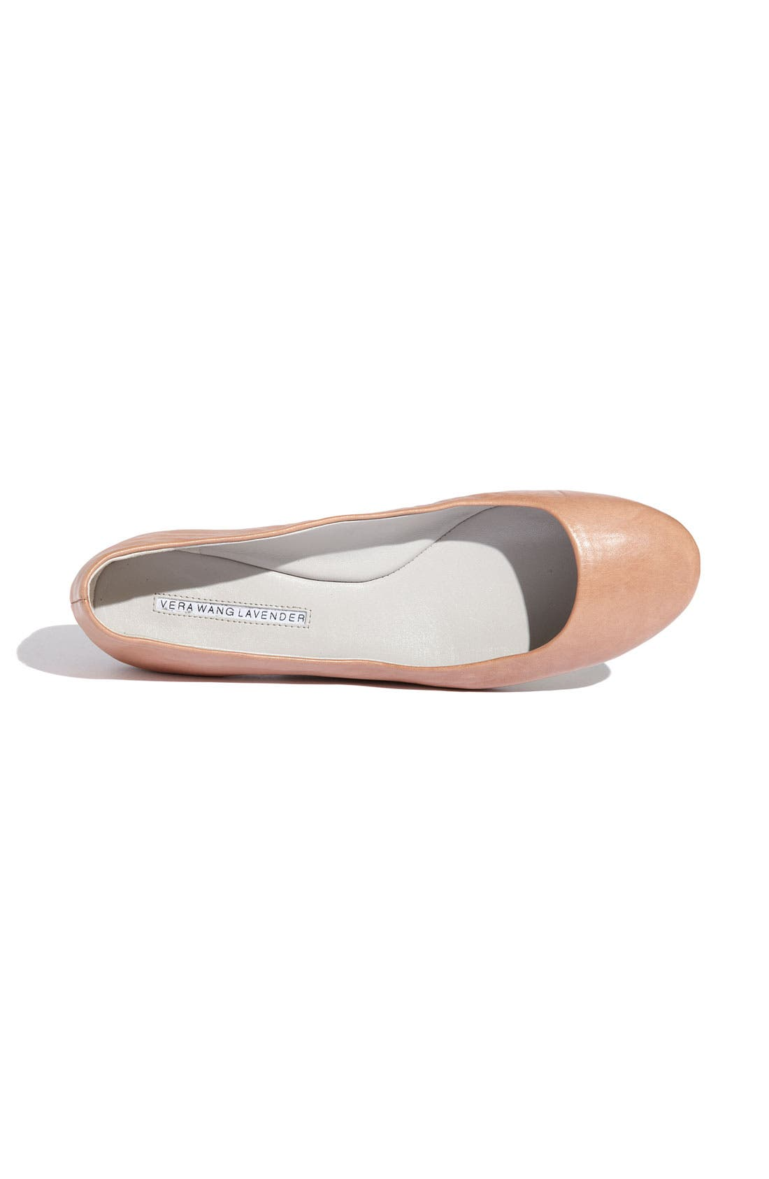 Alternate Image 3  - Vera Wang Footwear 'Lara' Flat