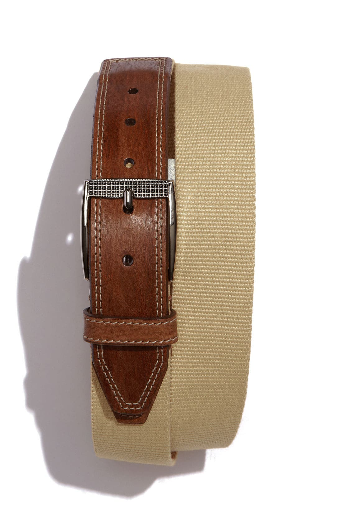 Alternate Image 1 Selected - Martin Dingman 'Yale' Belt