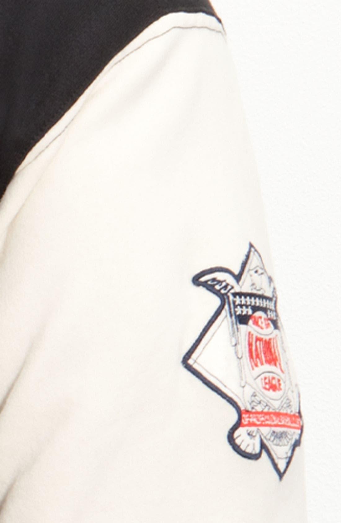 Alternate Image 3  - Red Jacket 'Homeroom Giants' Jacket