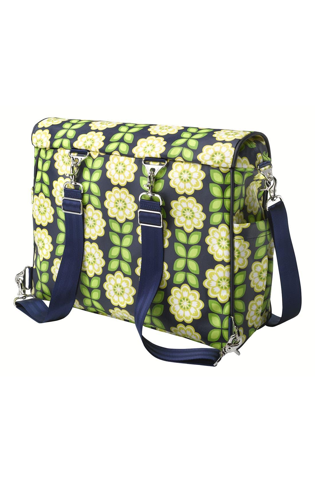 Alternate Image 2  - Petunia Pickle Bottom Glazed 'Abundance Boxy Backpack' Diaper Bag