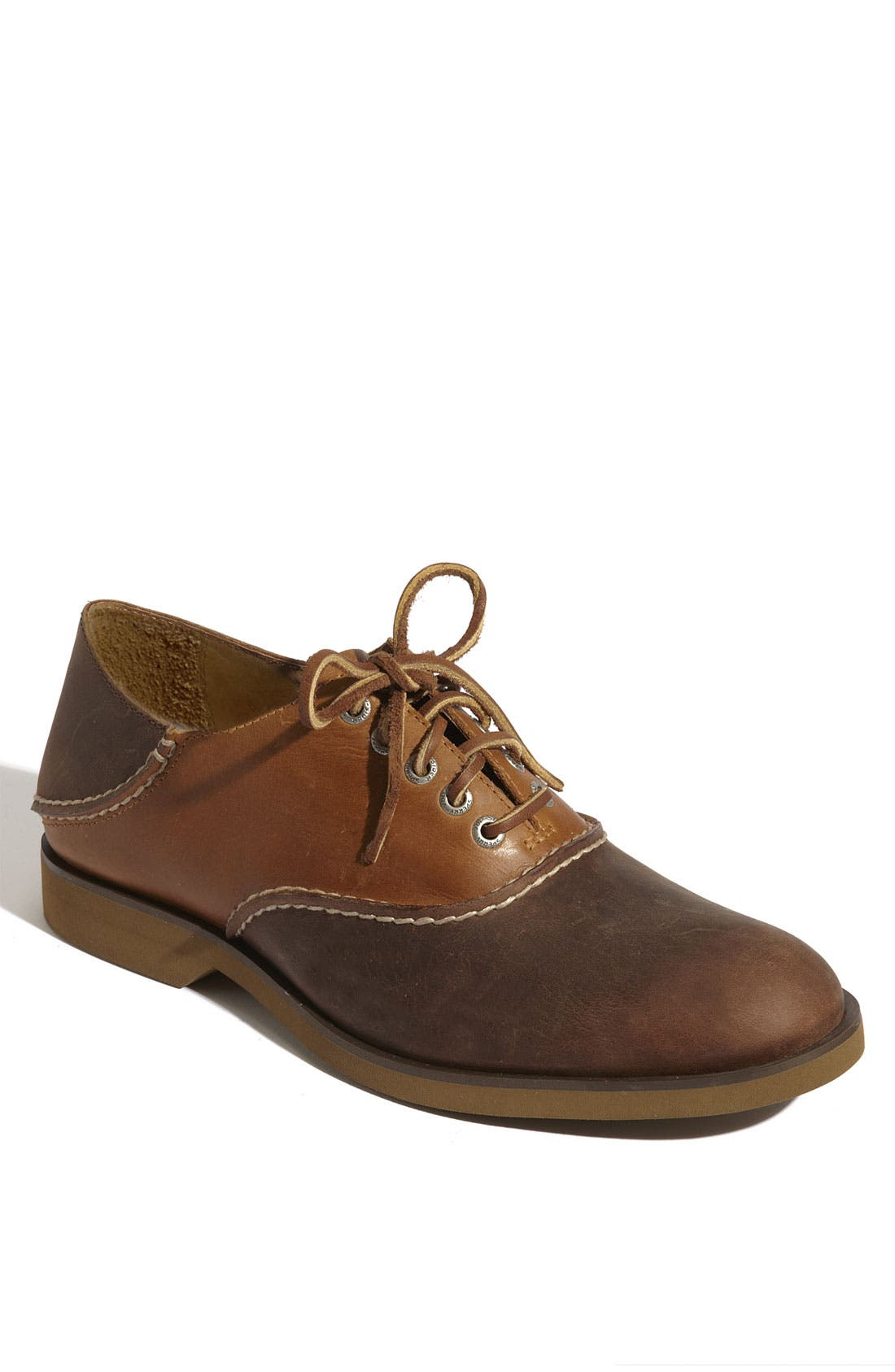 Alternate Image 1 Selected - Sperry Top-Sider® 'Boat' Oxford Saddle Shoe